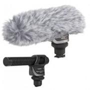 CANON DM-100 Microfone Direcional para Câmaras HF10, HF100, HG20, HG21, HFG10