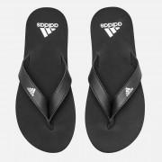 adidas Men's Eezay Flip Flops - Black - UK 7 - Black