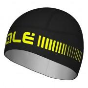 ale Gorras Ale Klima Head Cover Black / Yellow Fluo