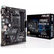 Tarjeta Madre Asus Prime B450M-A/CSM, AMD Ryzen AM4/DVI-D/HDMI