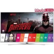 "Televizor Super UHD LG 152 cm (60"") 60UH7707, Ultra HD 4K, Smart TV, HDR, TruMotion 200HZ, webOS 3.0, HiFi, CI+"