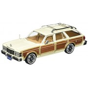 1979 Chrysler Lebaron Town & Country Wagon Cream 1:24