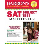 Barron's SAT Subject Test: Math Level 2, 12th Edition, Paperback