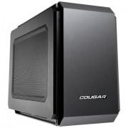 CASE, COUGAR QBX-EU, Mini-ITX, Water cooling support /No PSU/ (CG108M0200002)