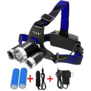 Rechargeable Cree Led Headlamp Head Lamp Light Torch Flashlight - 36