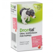 Drontal Puppy Suspension x 50 ml