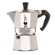 Bialetti Moka Kaffekokare 3 koppar Rostfri