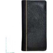 Kan Passport Pouch(Black, Grey)