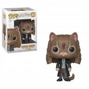 Pop! Vinyl Figura Funko Pop! - Hermione como Gato - Harry Potter
