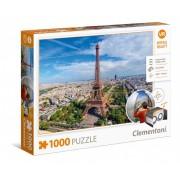 Clementoni: Párizs 1000 darabos VR Puzzle
