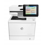 HP LaserJet Enterprise MFP M577f - Impressora multi-funções - a cores - laser - Legal (216 x 356 mm) (original) - A4/Legal (med