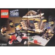 LEGO Studios Explosion Studio 232 Pieces 1352