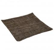 Kussenhoes Soft Bruin, 45cm