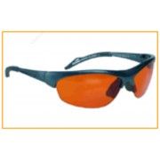 Az erőért és a lendületért - Terápiás szemüveg, narancs lencse