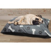 Hibernate Bedding LTD £6.99 (from Hibernate) for a large pet bed or £9.99 for an extra-large pet bed – choose from seven designs!