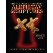 The Complete Messianic Aleph Tav Scriptures Paleo-Hebrew Large Print Red Letter Edition Study Bible (Updated 2nd Edition), Paperback/William H. Sanford