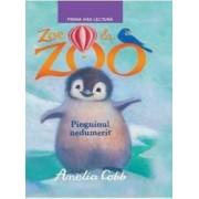 Zoe la Zoo. Pinguinul nedumerit - Amelia Cobb
