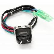 Yamaha / Parsun trim & tilt switch 703-82563-02-00