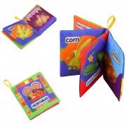 Libro De Telas Paño Conocer Juguetes Educativos De Aprendizaje Temprano Inteligencia Desarrollo Para Niños
