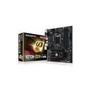 Placa Mae Lga 1151 Intel Gigabyte Ga-h270m-ds3h Matx Ddr4 2400mhz M.2 Hdmi Usb 3.1