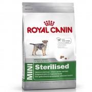 Royal Canin Size 2x8kg Mini Sterilised Adult Royal Canin hundfoder