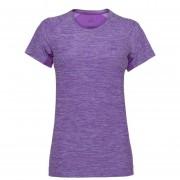 Polera Mujer Lippi Fury T-Shirt Melange - Morado