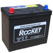 Rocket 45Ah 12V autó akkumulátor SMF NX100-S6 ASIA vékonysaru bal+ (+AJÁNDÉK!)