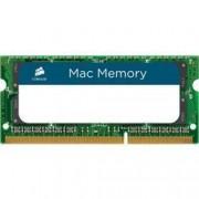 Corsair Sada RAM pamětí pro notebooky Corsair MAC™ Memory CMSA8GX3M2A1066C7 8 GB 2 x 4 GB DDR3 RAM 1066 MHz CL7 7-7-20