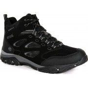 Regatta Pánská outdooorová obuv REGATTA RMF573 Holcombe IEP Černá 42