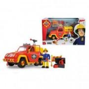 Set de joaca Masina de pompieri Venus cu echipament Sam Pompierul