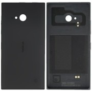 Nokia Lumia 735 Draadloze Oplaadcover CC-3086 - Donkergrijs
