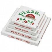 CAIXA DE PIZZA MICRO 26X26X4,5 C/ 100 UND