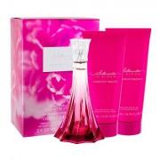Christian Siriano Silhouette in Bloom confezione regalo eau de parfum 100 ml + lozione corpo 200 ml + doccia gel 200 ml donna