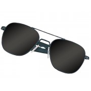 Humvee Pilot 52mm Sunglasses Black HMV-52B