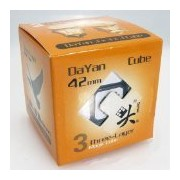 Dayan 42mm Mini ZhanChi 3x3 Speed Cube Black 4.2cm