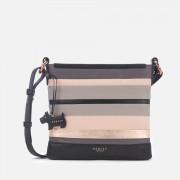 Radley Women's Eaton Hall Medium Zip-Top Cross Body Bag - Charcoal