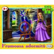 Puzzle - Frumoasa adormita (120 piese)/***