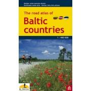 Wegenatlas - Atlas Baltische Staten | Jana Seta