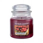 Yankee Candle Black Cherry 411 g unisex