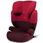 Детско столче за кола Cybex Free Fix Rumba Red, 514113035