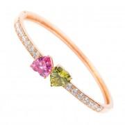 Swarovski kristályos karkötő - 32121