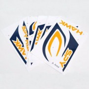Hubsan H301S SPY HAWK RC Airplane Spare Part Body Stickers H301S-24