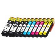 (10pack) EPSON T3357 multipack 33XL - kompatibilné náplne do tlačiarne Epson