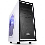 Carcasa PC Deepcool Tesseract SW (XDC-TESSERACTSWW) , 7 Sloturi , ATX , Micro ATX , Mini ITX , Turnul Midi