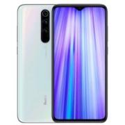 "Telefon Mobil Xiaomi Redmi Note 8 Pro, Procesor Octa-Core 2.05/2.0GHz, IPS LCD Capacitive touchscreen 6.53"", 6GB RAM, 128GB Flash, Camera Quad 64 + 8 + 2 + 2 MP, 4G, Wi-Fi, Dual SIM, Android (Alb) + Cartela SIM Orange PrePay, 6 euro credit, 6 GB internet"