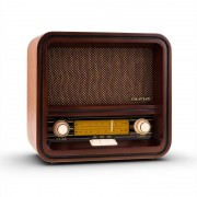 auna Belle Epoque 1901 Retro-Radio Nostalgieradio UKW MW USB MP3
