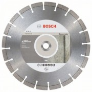 Диск диамантен за рязане Expert for Concrete 300 x 20,00 x 2,8 x 12 mm, 2608603759, BOSCH