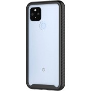SaharaCase - GRIP Series Case for Google Pixel 4a 5G - Black