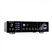 Skytronic 103.210 AV-320 Ampli PA 5 canaux Karaoke USB MP3