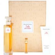 Elizabeth Arden 5th Avenue lote de regalo I. eau de parfum 125 ml + eau de parfum 3,7 ml + leche corporal 100 ml